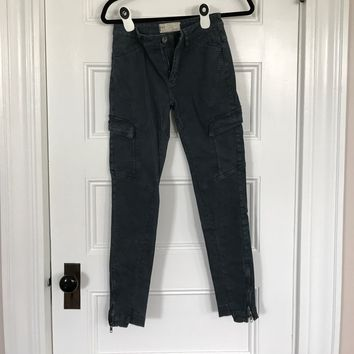 Free People Skinny Cargo Pants