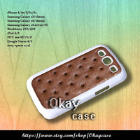 ice cream sandwich,Galaxy S4 mini /S3 mini case,Samsung Galaxy S4 active case,Samsung Note 2 /Note 3 Case,Blackberry Z10/Q10,HTC one M7/s/x