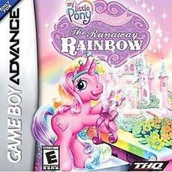 My Little Pony The Runaway Rainbow