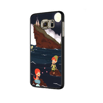 peter pan and ariel mermaid For iPhone | Samsung Galaxy | HTC Case