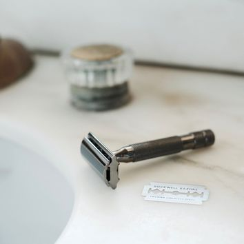 Rockwell Chrome Series – Classic, Adjustable Safety Razors