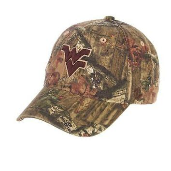 Licensed West Virginia Mountaineers Official NCAA Scholarship Adjustable Hat Cap Zephyr KO_19_1