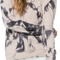 VOLCOM WISHWASH CREW FLEECE