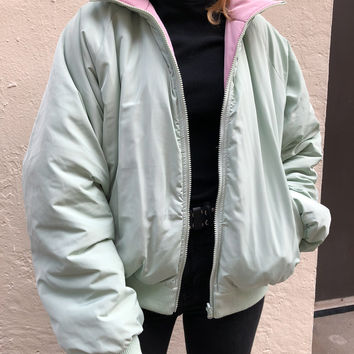 Faith Puffer Jacket - Outerwear - Clothing