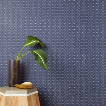 Chasing Paper Geo Diamond Print Wallpaper