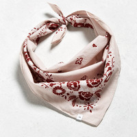 UO Floral Paisley Bandana | Urban Outfitters