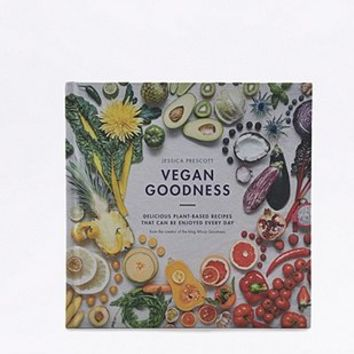 Vegan Goodness Book - Urban Outfitters