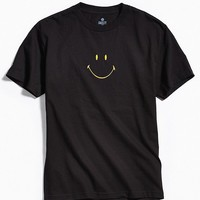 Embroidered Smile Tee | Urban Outfitters