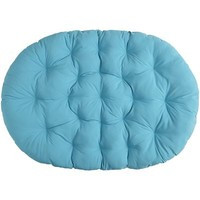 Papasan Double Cushion - Cabana Turquoise