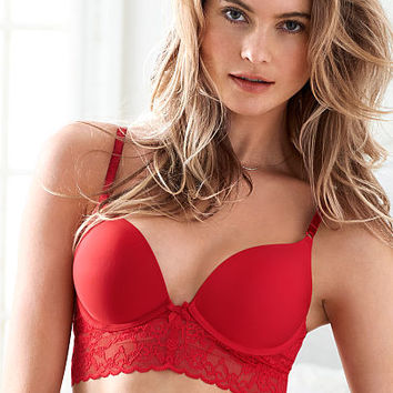 Long Line Push-Up Bra - Sexy Tee - Victoria's Secret