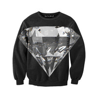Giant Diamond Sweatshirt