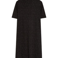 Short sleeve dotted dress - Dresses - Clothing - Woman - PULL&BEAR United Kingdom
