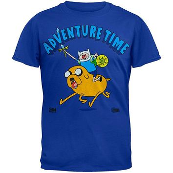 Adventure Time - Onward Charge T-Shirt