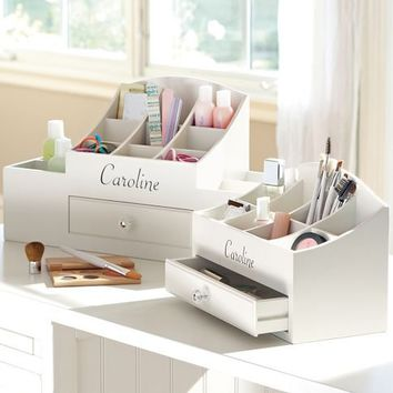 Jewelry Organizers, Makeup Organizers & Storage Solutions