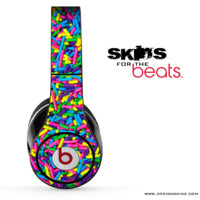 Neon Sprinkles Skin for the Beats by Dre