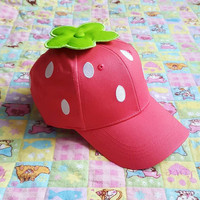Strawberry Hat 2.0