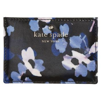 kate spade new york 'cedar street - floral' card holder | Nordstrom