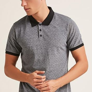Geo-Stripe Polo