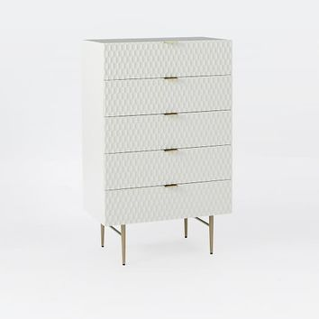 Audrey 5-Drawer Dresser