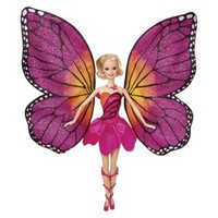 Barbie Mariposa & the Fairy Princess Doll