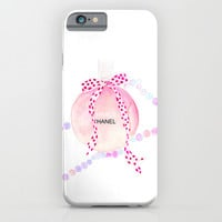 Perfume fashion illustration  iPhone & iPod Case by Koma Art