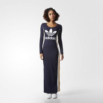 adidas Cosmic Confession Dress - Blue | adidas US