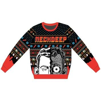 TPATP Holiday Custom Sweater : HLR0 : MerchNOW - Your Favorite Band Merch, Music and More