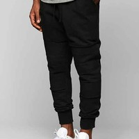 Drifter Wrath Quilted Jogger Pant - Black