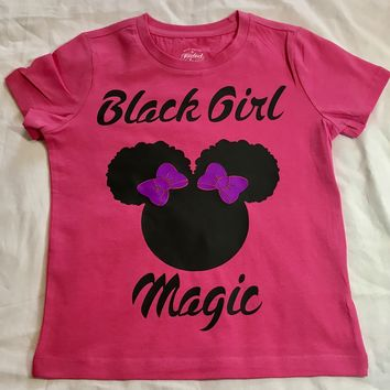 Minnie Mouse Puffs Tee