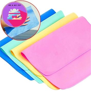 Pet Dog Towel Grooming Supplies PVA Mats