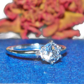 Purity Ring, Promise Ring, Girlfriend Ring, Engagement Ring, Rings With Stones