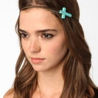 UrbanOutfitters.com > Cross Headwrap