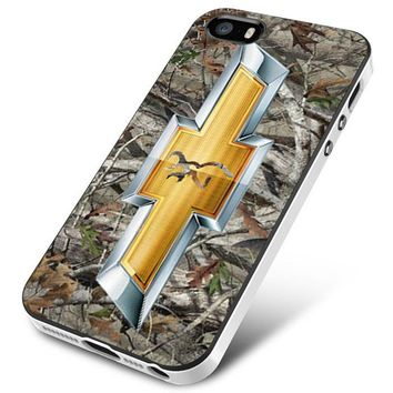 Camo Browning Chevrolet iPhone 5 | 5S | 5SE Case Planetscase.com