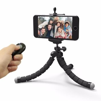 Mini Flexible Camera Phone Holder