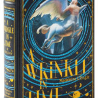A Wrinkle in Time Trilogy (Barnes & Noble Collectible Editions): A Wrinkle in Time, A Wind in the Door, and A Swiftly Tilting Planet
