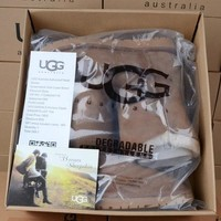UGG Women male Fashion Wool Snow Boots-111