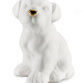 Avery Avery Ceramic Dalmatian White Gold, 15 cm