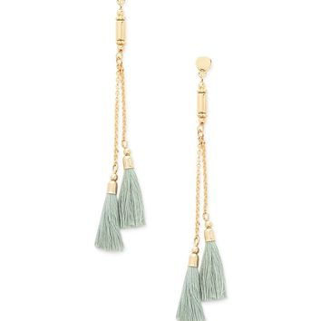 Tassel Duster Earrings