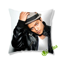 Bruno Mars  Square Pillow Cover