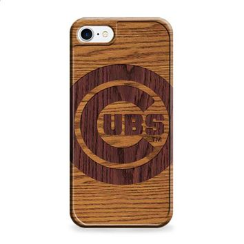Chicago Cubs Woodcut iPhone 6 | iPhone 6S case