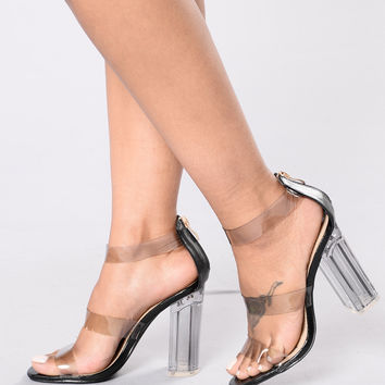 Stephanie Heel - Black