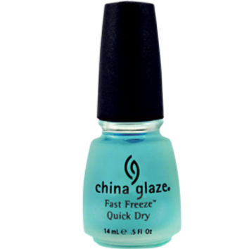 China Glaze Fast Freeze Quick Dry  :: Nail Treatment  :: Nails  :: Cherry Culture