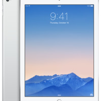iPad Air 2 Wi-Fi 128GB - Silver - Apple