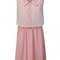 Sweet Stardust Dress (pink)
