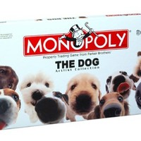 Monopoly: The Dog Artlist Collection