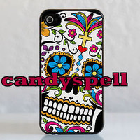 Day of the Dead iPhone 4/4s Case