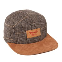 Brixton Cavern 5 Panel Hat - Mens Backpack