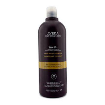 Invati Exfoliating Shampoo - For Thinning Hair (Salon Product) - 1000ml-33.8oz