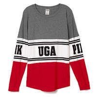 University of Georgia Varsity Crew - PINK - Victoria's Secret