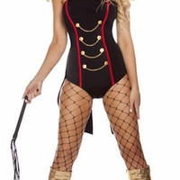 Sexy Ringling Brothers Mistress of the Ring Halloween Costume